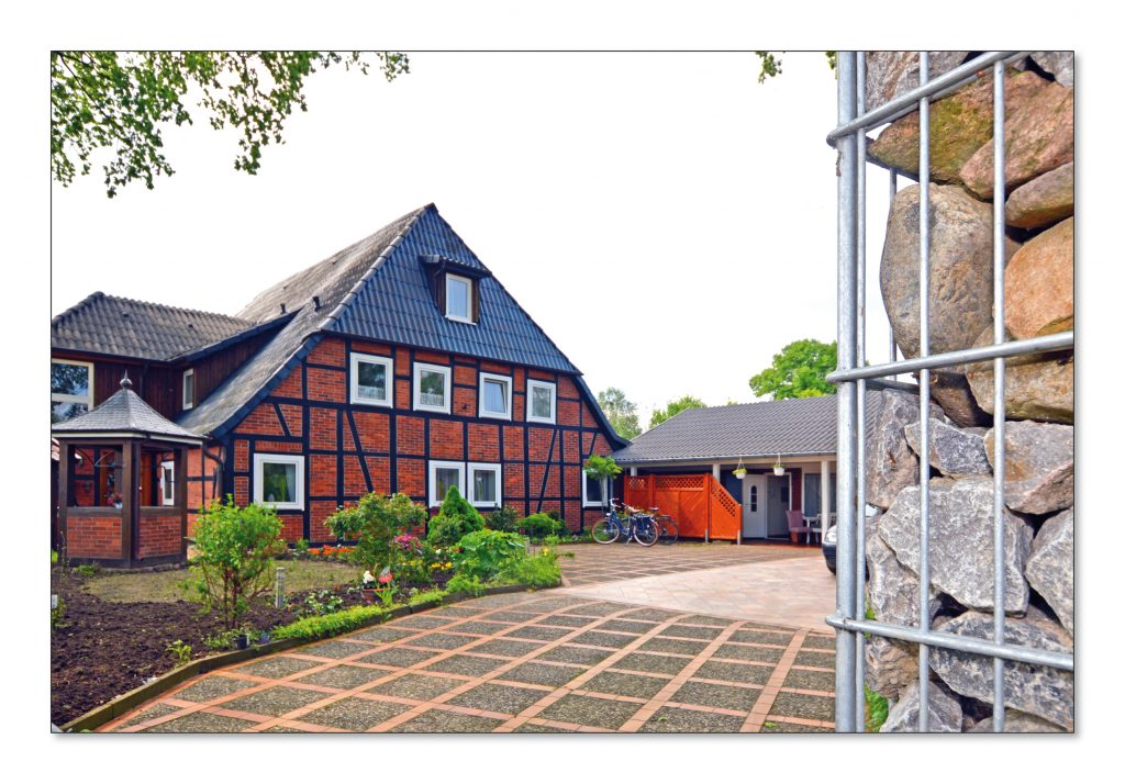 Gästehaus Christa Gästewohnung Gästezimmer Ferien Bleckede Elberadweg Übernachten mit Frühstück Lüneburger Heide